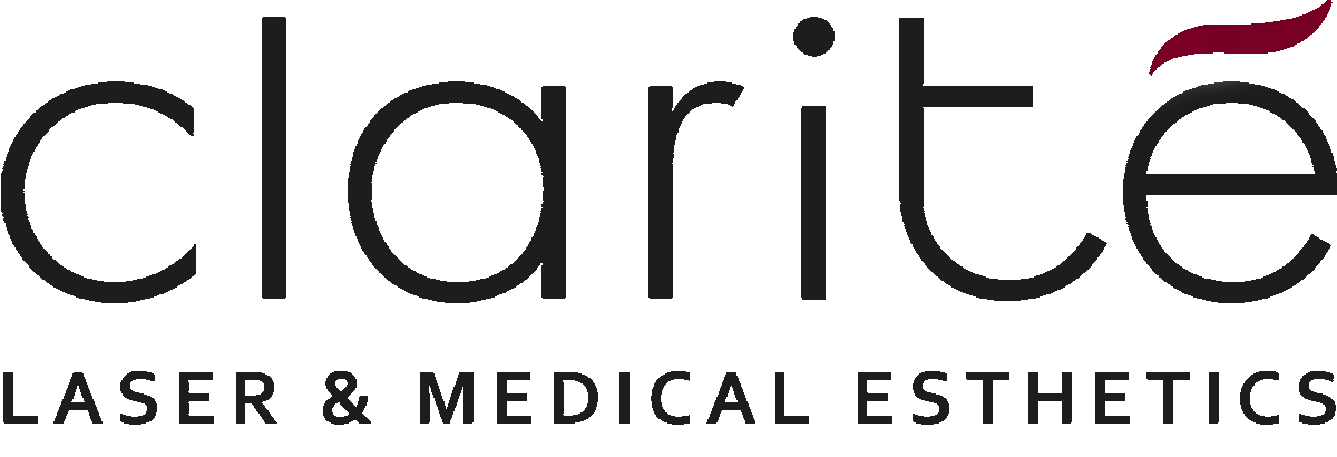 The Clarite laser and medical esthetics clinic Logo
